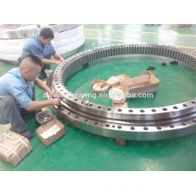 Super precision Inner Teeth slew gear bearing